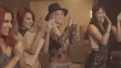 The queen is hitting #1 all over the world. #GloryOutNow https://t.co/Qf8Ahnofi4