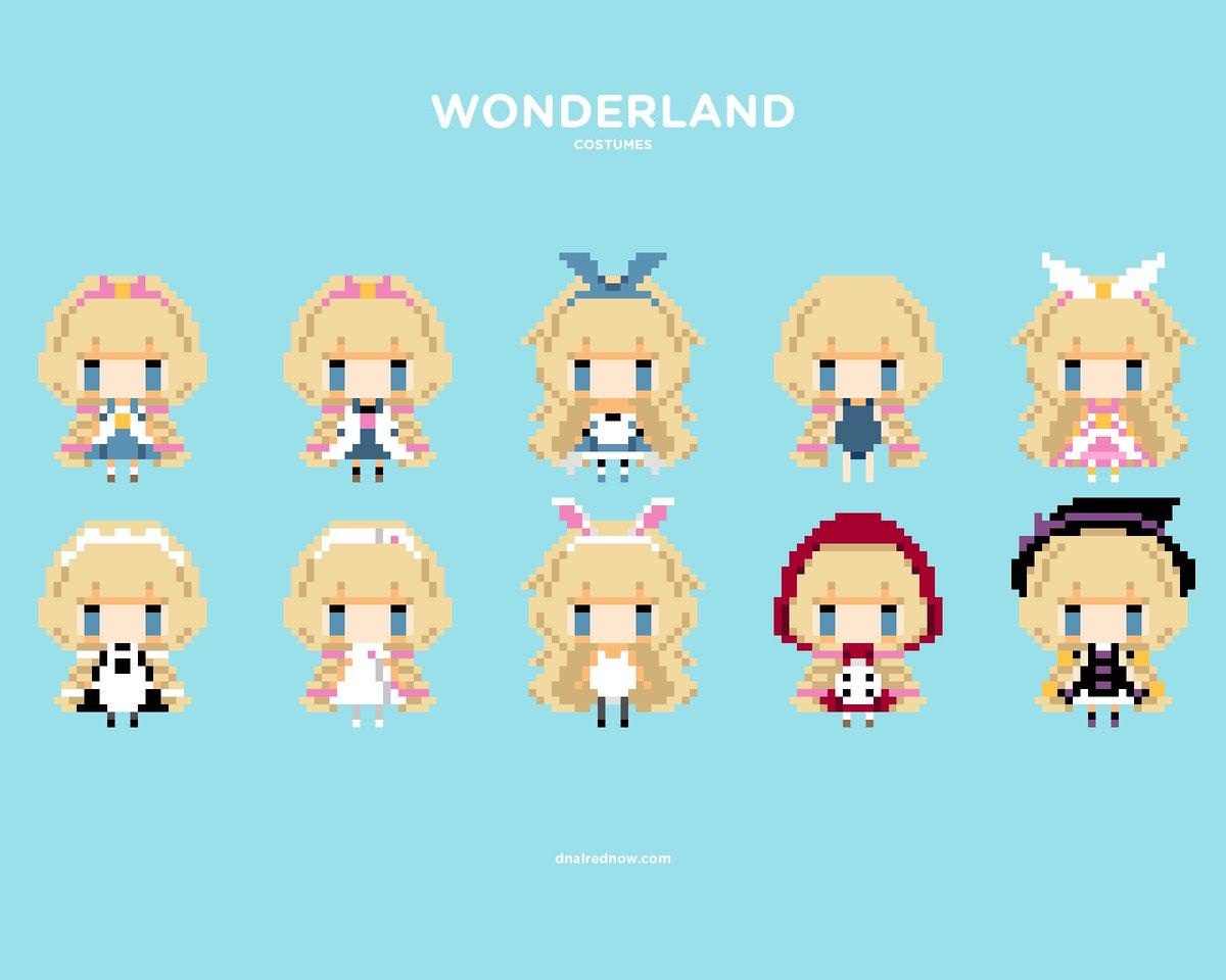 新しく作っていたゲーム感覚で楽しんで使えるToDoリスト「Wonderland」がApp Storeでリリースされました!何卒~ #milchchan #dnalrednow #ios https://t.co/znTsr3oqX4 https://t.co/I6FjRq4CuQ
