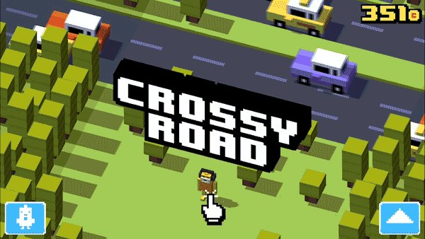 Mr Oizo announces collaboration with Crossy Road game. https://t.co/Ub8h9O4SSJ https://t.co/UGNuFCCjpe