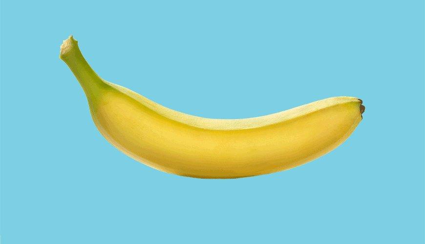 Banana curve dick