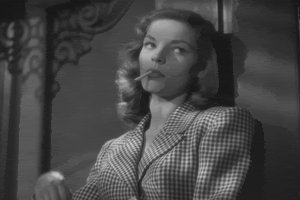 """Find me a man who's interesting enough to have dinner with and I'll be happy."" Happy birthday, Lauren Bacall.... https://t.co/lF8YbCCBKM"