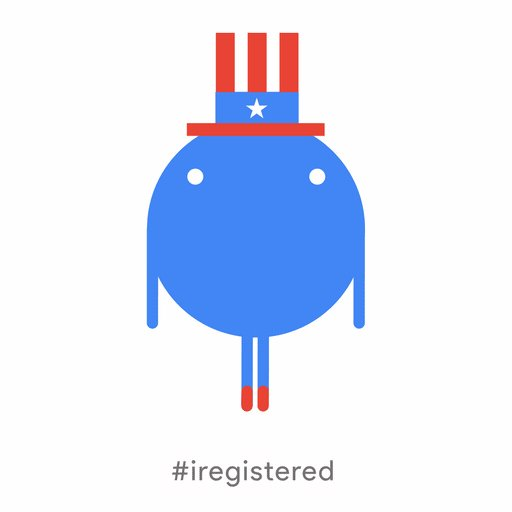 Make sure you're registered to vote this fall. Learn how & spread the word. #IRegistered https://t.co/WsGJ5HgcAh https://t.co/O1T6vjnQLc