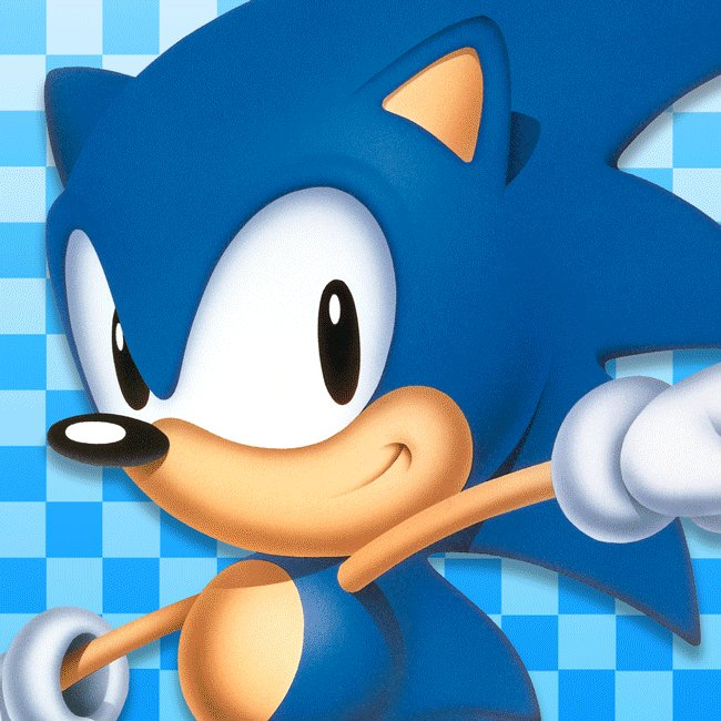 Sonic The Hedgehog On Twitter When Youve Been Smiling The Same In
