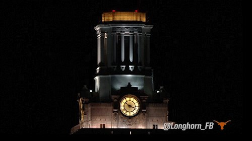 TEXAS WINS! Longhorns defeat #8/6 Baylor 35-34! #HookEm https://t.co/YAWkHaOU0B