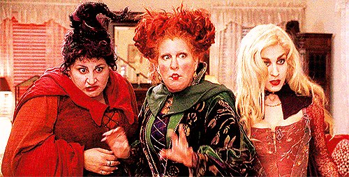 I chose Hocus Pocus over the debate. https://t.co/3h2lICkDgt