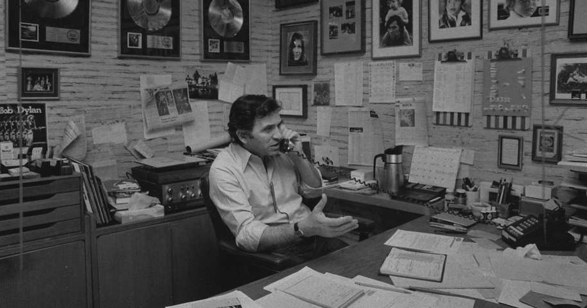 Celebrating Bill Graham's legacy 25 years after his death fromthearchives