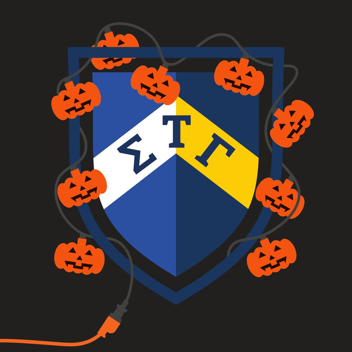 HAPPY HALLOWEEN Have a frightful day. #SigTau https://t.co/VAONl1RteQ