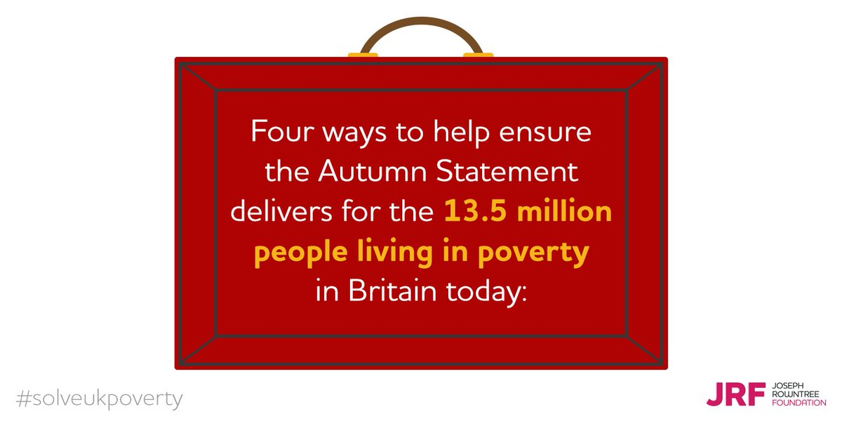 Watch: How can the #AutumnStatement help 13.5m people living in #ukpoverty? https://t.co/85RCtN6aPi #solveUKpoverty https://t.co/5RiSll9AZ7