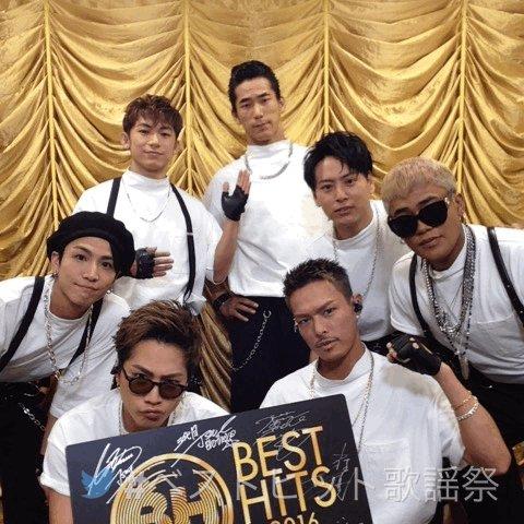 「ベストヒット歌謡祭2016」このあと19時から放送!with  三代目J Soul Brothers from EXILE TRIBE  @jsb3_official #ベストヒット歌謡祭