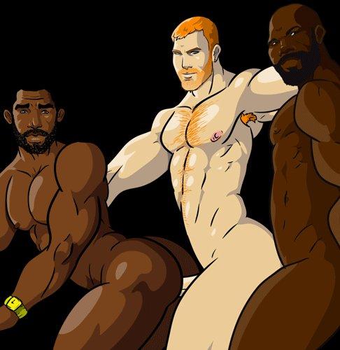 gay bareback white trash