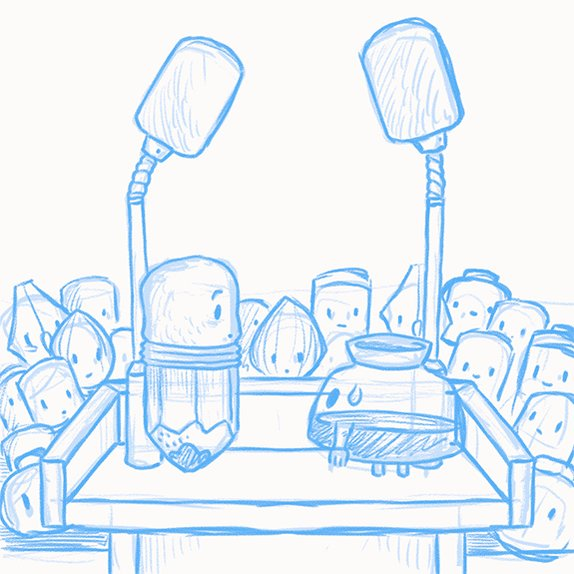 Thumbnail for #kidlitart Connections & Conferences 11-17-16