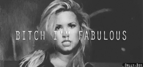 Congrats @ddlovato you will continue to empower women and slay the grammys