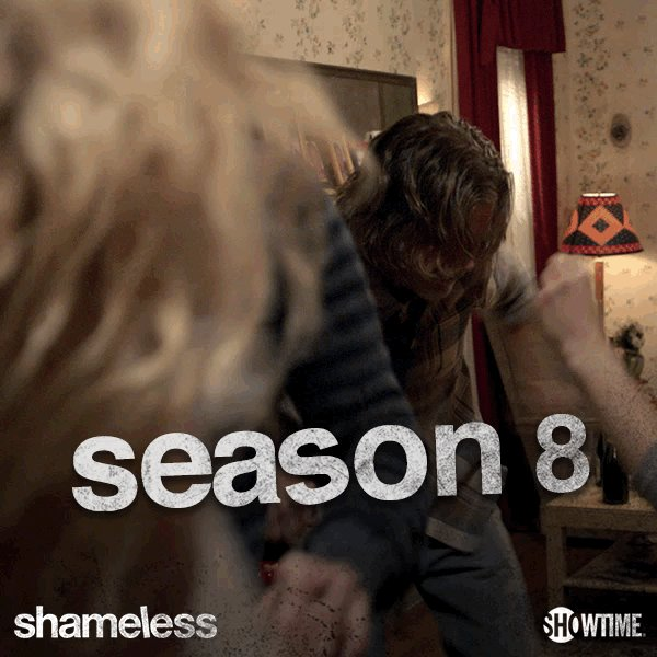 When you hear #Shameless is coming back for another season...