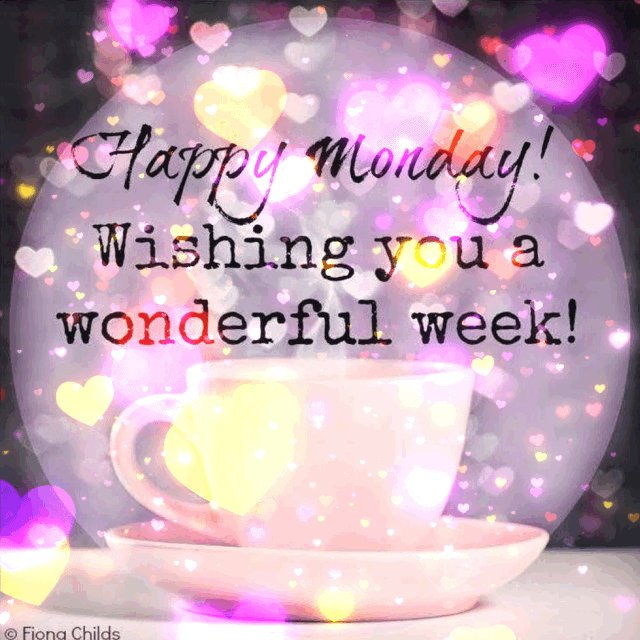 @Cynthia55678360 Amen Cynthia 💕🙏💖 Have a fantastic day and start to your week, beautiful! 🤗💕 #HappyMonday #MondayBlessings #JoyTrain #YouMatter #HappyNewWeek