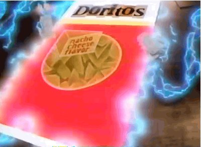 A bag of doritos #IsMyWeakness #crunchallyouwantwellmakemore @Doritos