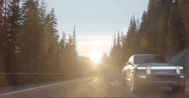 Image for the Tweet beginning: Where will the @Rivian R1T's