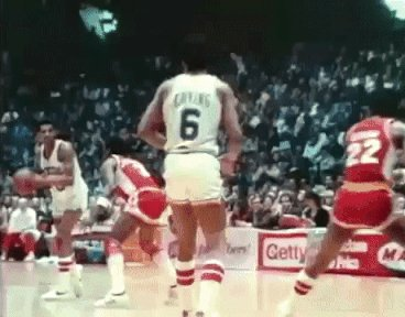 In honor of @juliuserving's 69th birthday, a thread presenting some of the Doctor's nicest moves.