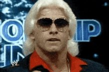 Happy Birthday To The Man Who\s Stylin and Profilin Ric Flair Woooo!!