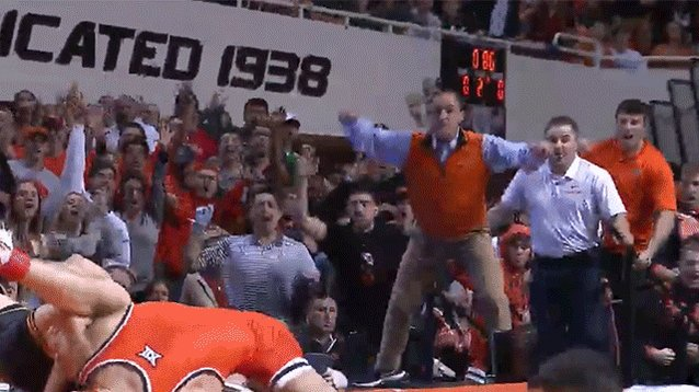 We've got a lot of content lined up to discuss across OSU wrestling, college basketball, the NFL and much more. We're excited to be back on the air today from 4-5.