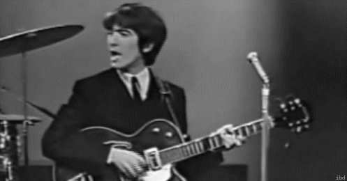 Happy Birthday George ......  on this date George Harrison 25 February 1943
