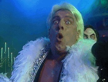 If you don\t WOOOO when someone mentions Ric Flair, are you even a wrestling fan?  Happy birthday