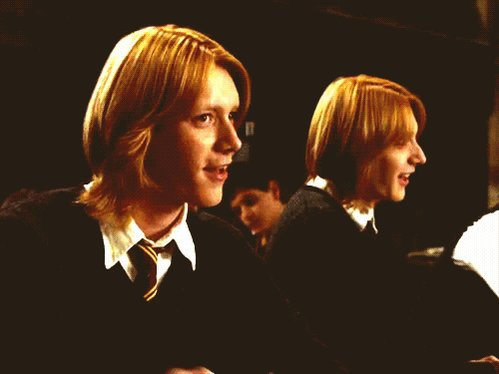 Happy Birthday! Oliver and James Phelps! Our lovely twins Weasley!