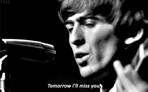 We miss you very much. happy birthday george harrison. absolute fucking legend.