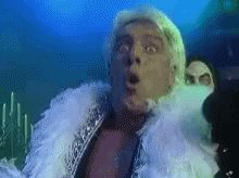 Happy 70th Birthday to the finest wine of all time, The NATURE BOY RIC FLAIR
