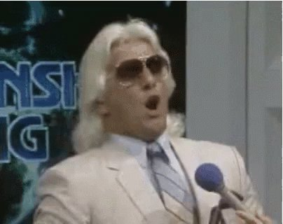 Happy 70th Bday Ric Flair