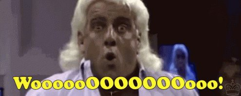 Happy 70th Birthday to the Nature Boy Ric Flair!