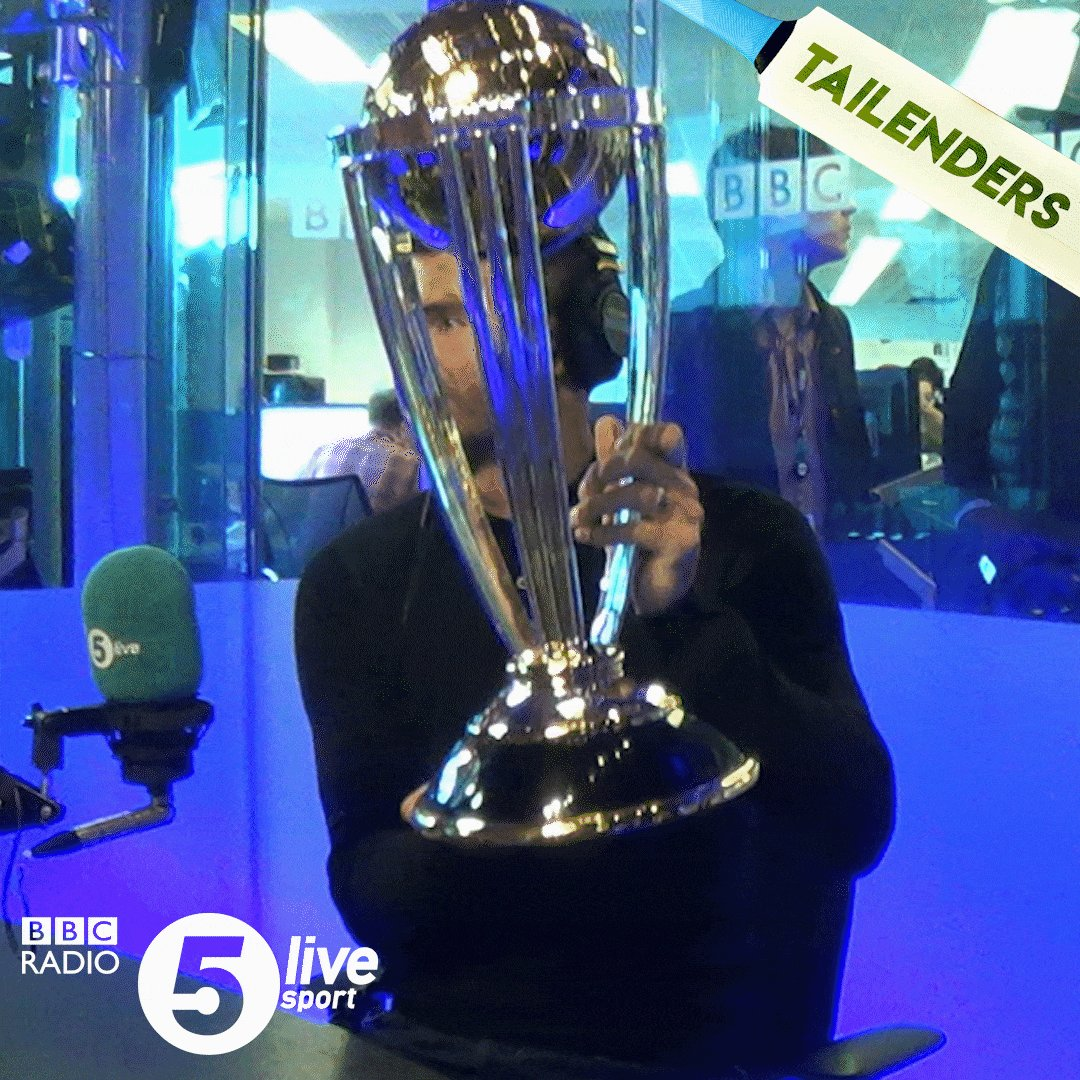 One week until the Cricket World Cup!