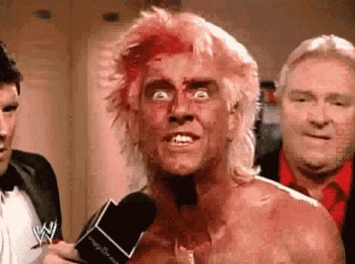 Ric Flair turned 70 years old!! Happy Birthday Ric!