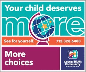 We are proud to offer every child more..More Opportunities, More Choices and More Ways to Succeed. We encourage all parents who may be considering Open Enrollment into our district to deliver your completed application to our district office by 5pm on Friday, March 1.