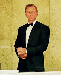 The name is Craig. Daniel Craig. And he turns 51 today! Happy Birthday!!!