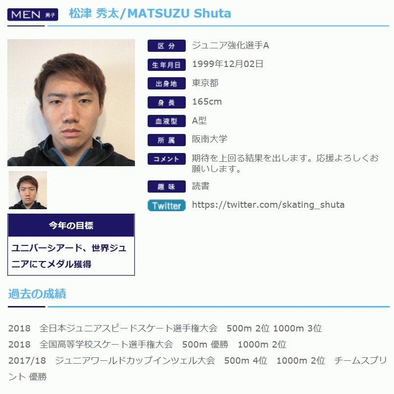 """Uživatel ショートトラック情報 na Twitteru: """"/ 第29回 ..."""