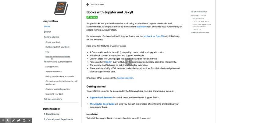 Jupyter Notebookが本っぽい感じで出力できることを知って感動している。普通に良い。