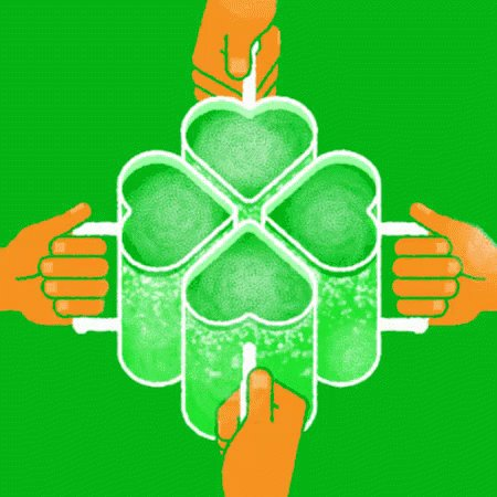 Happy #StPatricksDay to our lovely followers!