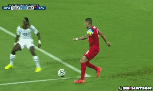 Doing this to Ghana 1 minute into the World Cup. Happy birthday  !!