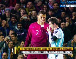 One of the 2 GOATs along with CR7