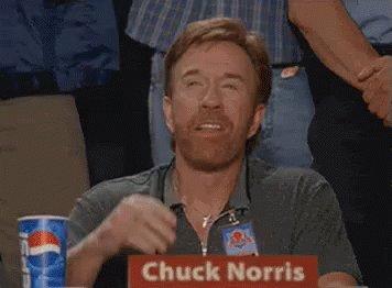 Happy 79th birthday Chuck Norris