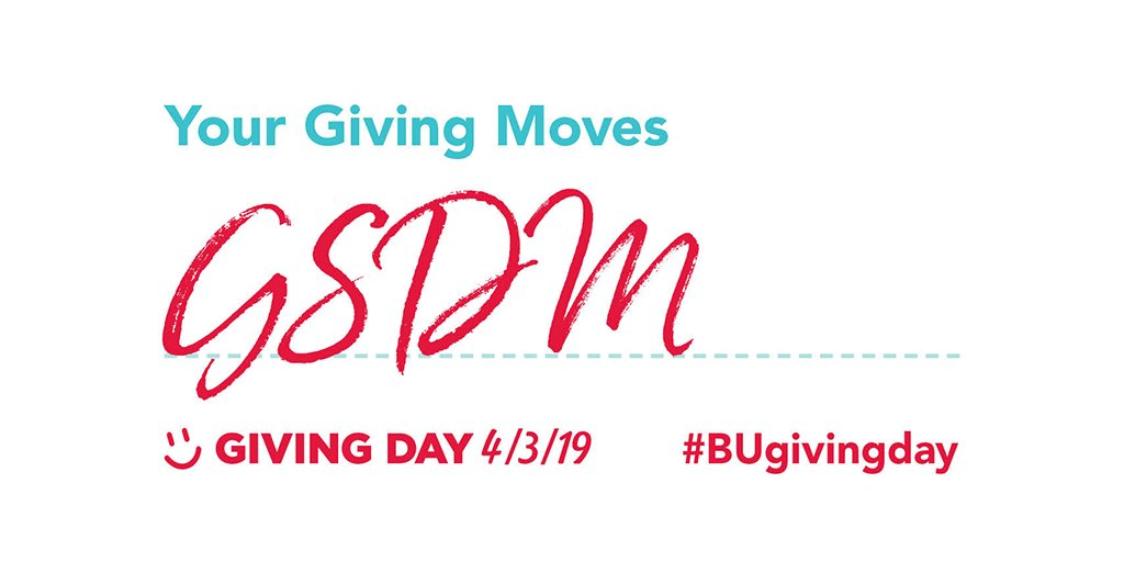 What at BU moves you to give? #BUgivingday