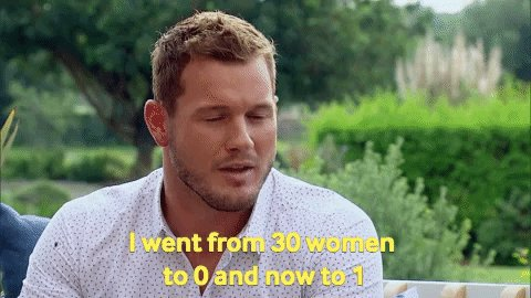 First time in #TheBachelor history 🤞 #TheBachelorFinale @colton