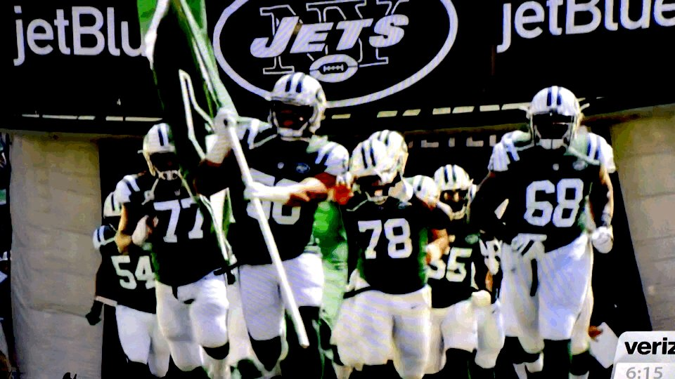 John Dillenger's photo on Jets