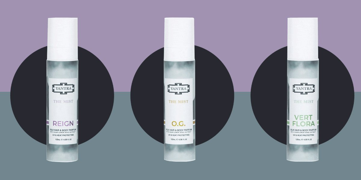 We don't miss the powdery scent of dry shampoo after converting to hair perfume bit.ly/2VWAvRr