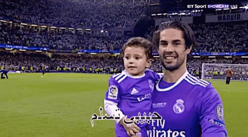 Hala Madrid! Welcome Back Magician!
