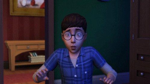 Les Sims's photo on #cestpirequelafindumonde