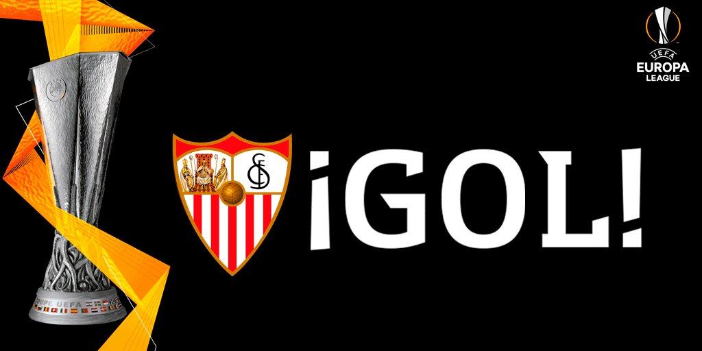 Sevilla Fútbol Club's photo on #SlaviaSevillaFC