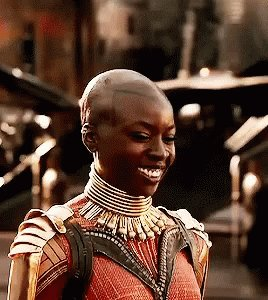 MARVEL Gives DANAI GURIRA Top Poster Credit After ENDGAME Uproar from Fans newsarama.com/44319-marvel-g…
