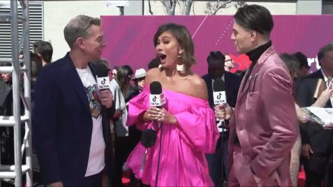 That moment you find out you're an #iHeartAwards2019 winner... CONGRATS @agnezmo 😍