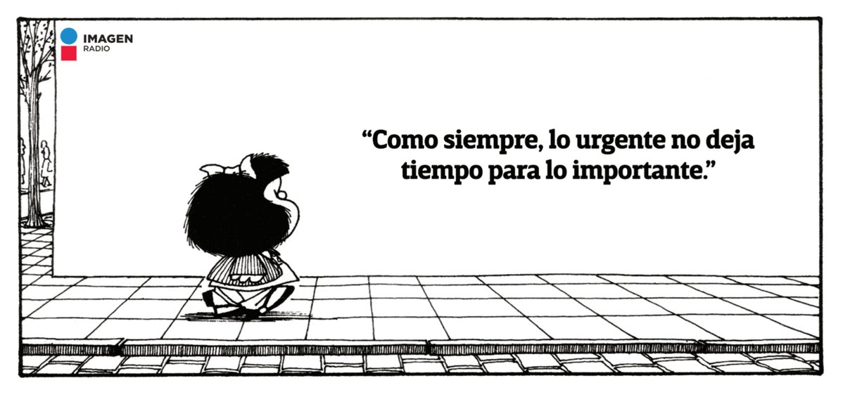 Imagen Radio's photo on #Mafalda